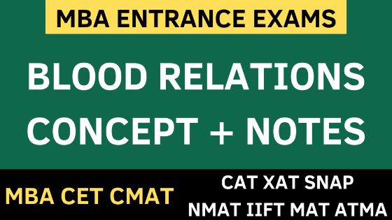 BLOOD relations uot mba