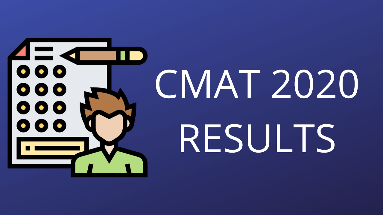 CMAT 2020 result uot mba