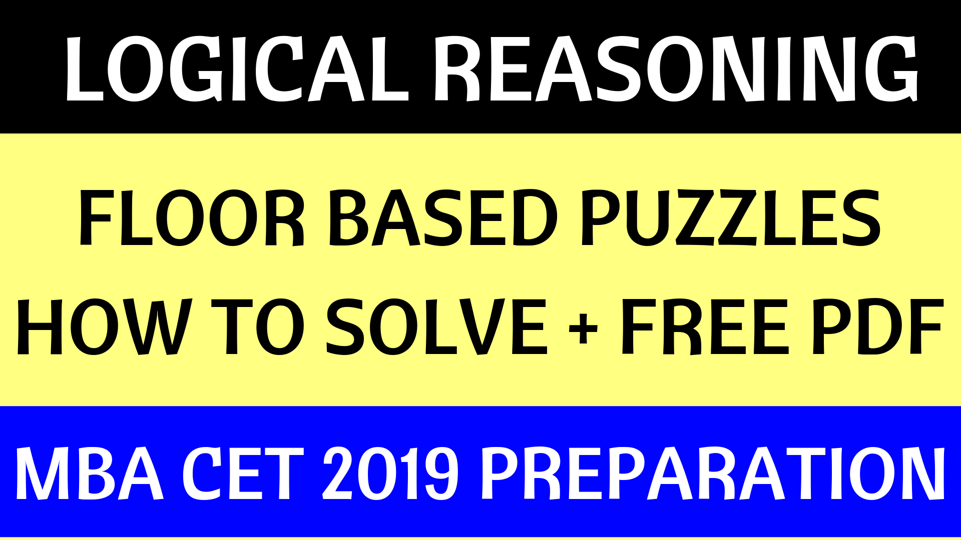 Floor Puzzles Free Questions & Answers PDF Reasoning | UOT