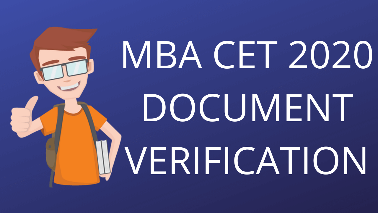MBA CET DOCUMENTS