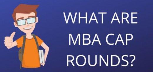 MBA CAP ROUND 2020