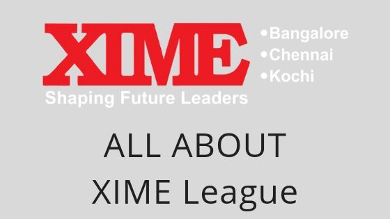 Photo of All about XIME league from South India
