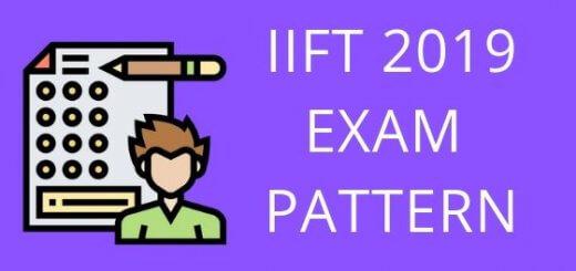 IIFT EXAM PATTERN 2019