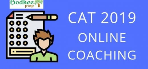 ONLINE CAT COACHING