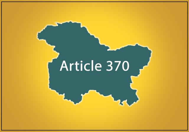 article 370 advantages disadvantages