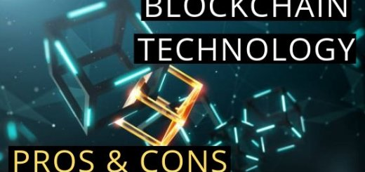 BLOCKCHAIN TECHNOLOGY PROS AND CONS