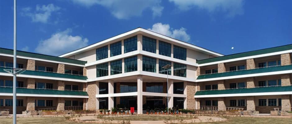 IIM Shillong New Campus