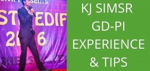 KJ SOMAIYA GD-PI EXPERIENCE AND EXPERT TIPS