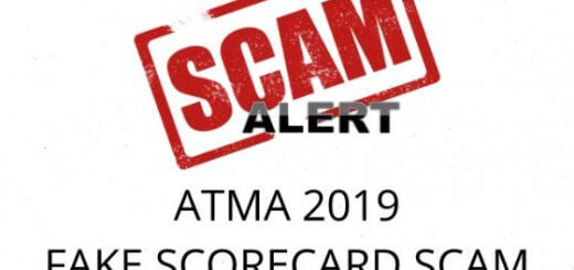 ATMA EXAM FRAUD