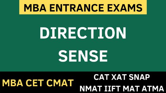 DIRECTION SENSE uot mba