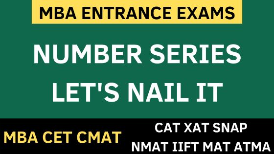 NUMBER SERIES uot mba