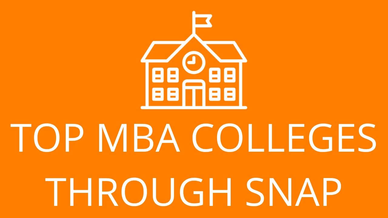 SNAP MBA COLLEGES UOT MBA