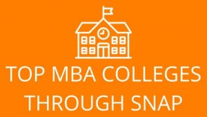 List of SNAP MBA Colleges in India