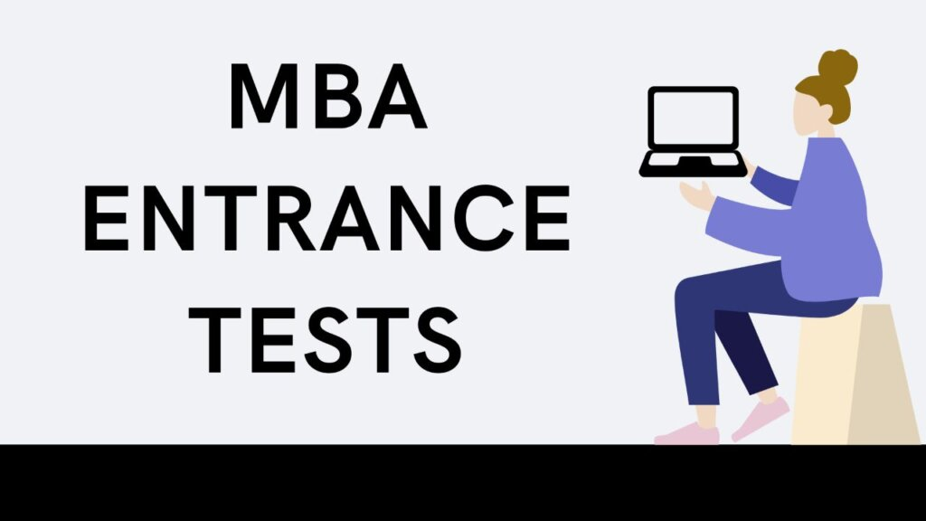 mba entrance tests