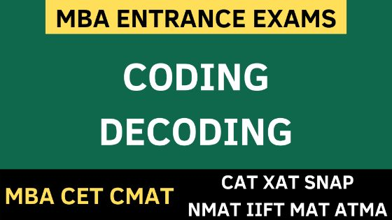 uot mba coding decoding mba cet