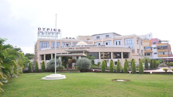 Dr DY Patil Institute of Management Studies Pune_Campus-View (1)
