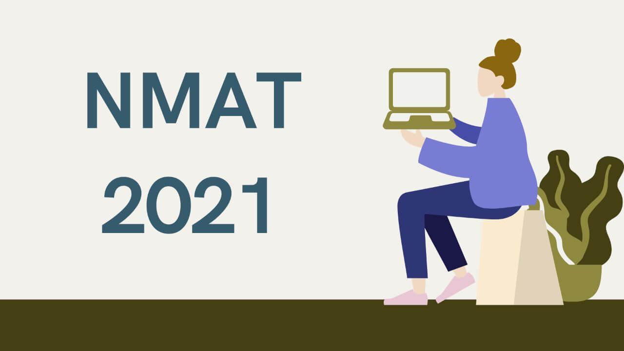 NMAT 2021 notification