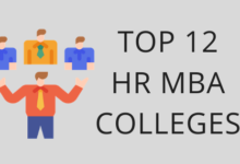 HR MBA Colleges in India